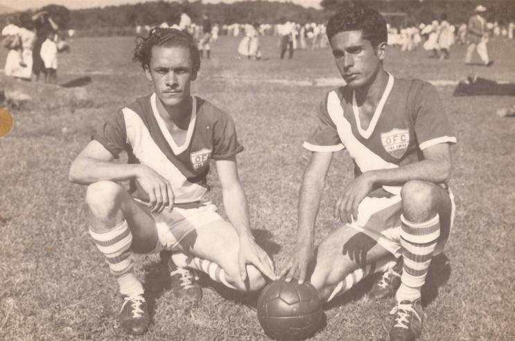 Neio Henrique e Francisco Faraco