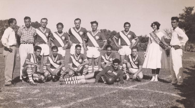Oriente FC Time (Nair)