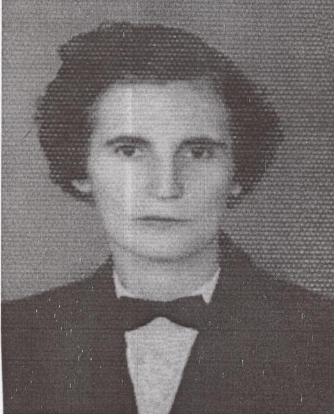 Professora Carmela Benedet Casagrande
